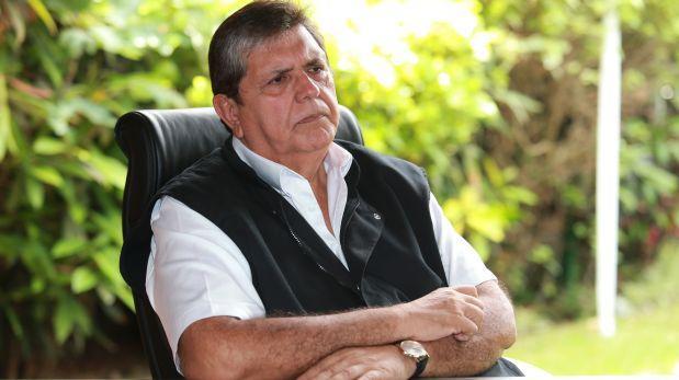 Militante aprista ratificó denuncia contra García ante fiscalía