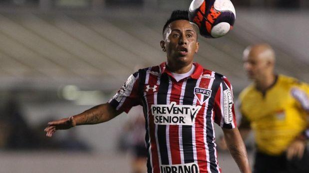 Cueva confirma que recibió oferta del fútbol chino