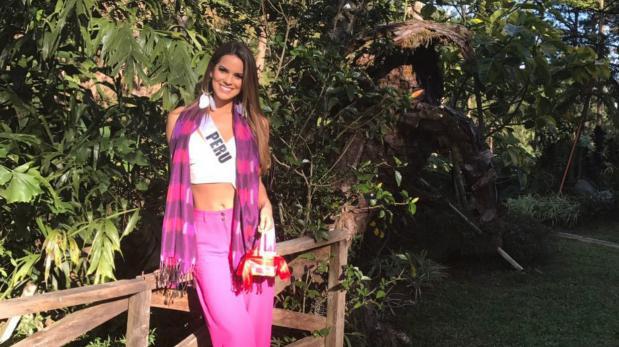 """Valeria Piazza: """"Soy una viajera activa"""""""