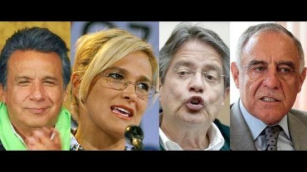 Uno de ellos será el próximo presidente de Ecuador