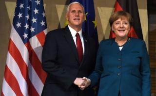 """Estados Unidos se reafirma como """"mayor aliado"""" de Europa"""