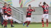 Guerrero y Trauco EN VIVO: Flamengo 1-0 Madureira por Carioca