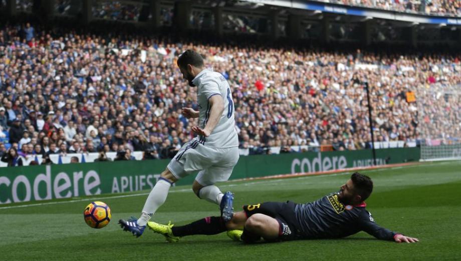 Real Madrid festejó en el Bernabéu una nueva victoria liguera