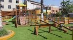 Barranco remodeló parque Antonio Raimondi - Noticias de federico villareal