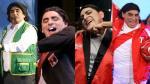 Carlos Álvarez: sus personajes a lo largo del tiempo [FOTOS] - Noticias de michelle bachelet