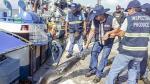 Intervienen nave ecuatoriana con 5 toneladas de pesca ilegal - Noticias de cinco millas