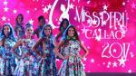 Miss Callao: Romina Lozano ganó la final del certamen - Noticias de anna carina