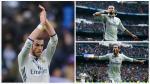 Real Madrid: el regreso con gol de Gareth Bale en imágenes - Noticias de santiago bernabeu