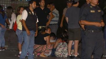 Independencia: el drama de los deudos de víctimas del tiroteo