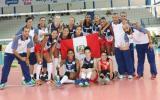 Sudamericano de Vóley: San Martín consiguió medalla de bronce