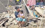 Intensas lluvias dejan más de 80.000 casas afectadas en el país