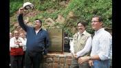 Gestión de Alan García destinó US$1.900 mlls. a Interoceánica