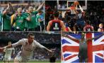 Las mejores fotos de la jornada deportiva de este fin de semana