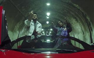 The Weeknd presenta el video musical de su tema