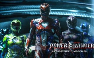 """""""Power Rangers"""" presenta tráiler con los zords en acción"""