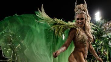 Carnaval de Río y otras fiestas: desborde popular