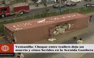 Colombia: Explosión en Bogotá deja 31 heridos. (Foto: Twitter)