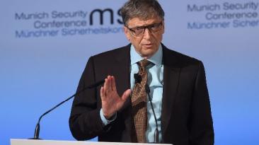 Bill Gates advierte del riesgo de una pandemia global