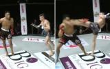 MMA: luchador se burla de su rival bailando y termina noqueado