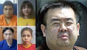 Ellos son los cuatro detenidos por la muerte de Kim Jong-nam