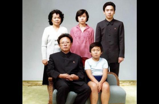 La infancia de Kim Jong-nam, ex heredero del régimen norcoreano