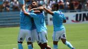 Sporting Cristal: las imágenes de la goleada ante San Martín
