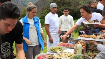 Momento Andes: fin de fiesta en el valle [FOTOS]