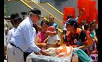 PPK entregó ayuda humanitaria a damnificados en Piura [FOTOS]