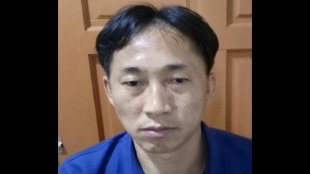 Ri Jong Chol de Corea del Norte. (Foto: AFP)