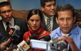 Verónika Mendoza coordinaba actividades de Ollanta Humala