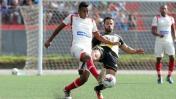 Universitario perdió 2-1 frente a UTC por el Torneo de Verano