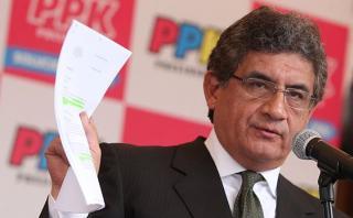 Juan Sheput espera que Fiscalización respete investidura de PPK