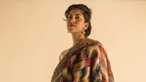 London Fashion Week: una peruana se luce en su pasarela