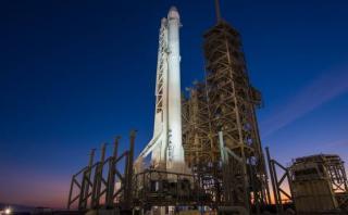 SpaceX logra enviar y traer otro cohete con éxito [VIDEO]