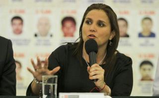 """Pérez Tello: """"Evaluamos si Toledo puede ser recluido en Diroes"""""""