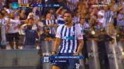Alianza Lima: Pacheco marcó su segundo gol con este cabezazo