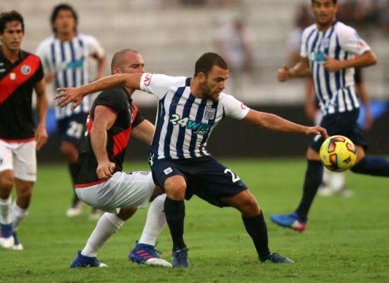 Alianza Lima empató 2-2 con Deportivo Municipal en Matute