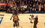 NBA: la espectacular clavada de Robinson que le dio el título