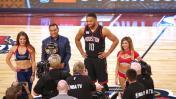 NBA: Eric Gordon brilló en concurso de triples de All Star 2017