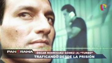 Acusan a 'Turbo' de enviar droga y meter mujeres a penal