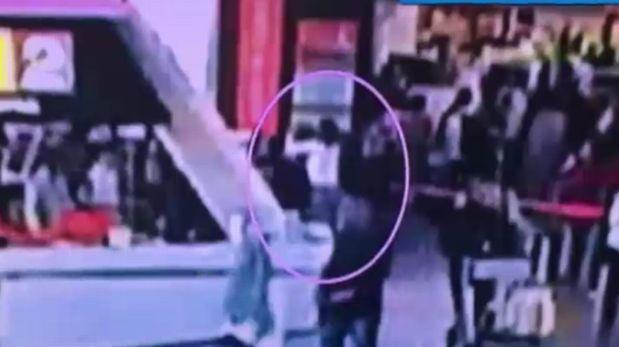 Kim Jong-nam fue envenenado el lunes 13 de febrero en el aeropuerto de Kuala Lumpur. (Captura de pantalla)