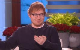 Ed Sheeran contó por qué no quiere tener celular [VIDEO]