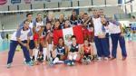 Sudamericano de Vóley: San Martín consiguió medalla de bronce - Noticias de liga nacional superior de vóley