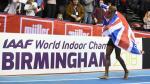 Atletismo: Mo Farah batió récord europeo de 5000 m. bajo techo - Noticias de rutas
