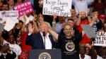 """Trump a la prensa: """"Nunca permitiré que se salgan con la suya"""" - Noticias de melbourne"""