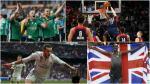 Las mejores fotos de la jornada deportiva de este fin de semana - Noticias de mo farah