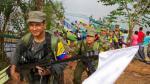 Concluye llegada de guerrilleros de las FARC a zonas de desarme - Noticias de farc