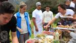 Momento Andes: fin de fiesta en el valle [FOTOS] - Noticias de jose lujan