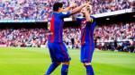 Barcelona: Lionel Messi anotó tras asistencia de Luis Suárez - Noticias de camp nou