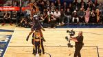 NBA: la espectacular clavada de Robinson que le dio el título - Noticias de indiana jones